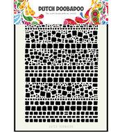470.715.128 Dutch Doobadoo Mask Art Squares