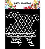 470.715.612  Dutch Doobadoo Mask Art Triangle