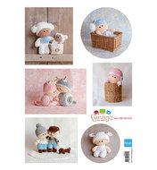 VK9574 Knipvel  Ilse's Funny's - Baby