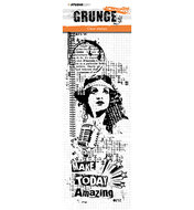 STAMPSL357 Clear Stamp Grunge Collection 2.0, nr.357