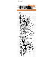 STAMPSL358 Clear Stamp Grunge Collection 2.0, nr.358