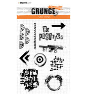 STAMPSL362 Clear Stamp Grunge Collection 2.0, nr.362