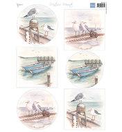 MB0180 Knipvel Matties Mooiste - boats