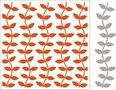 DF3414 Embossing folder extra Leaves
